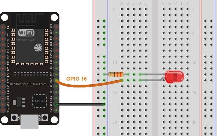 ESP32 PWM с Arduino IDE | DIYtech